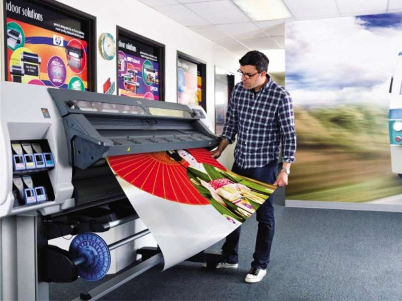 stampa velikih formata